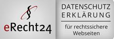 erecht24 Sigel Datenschutzerklaerung